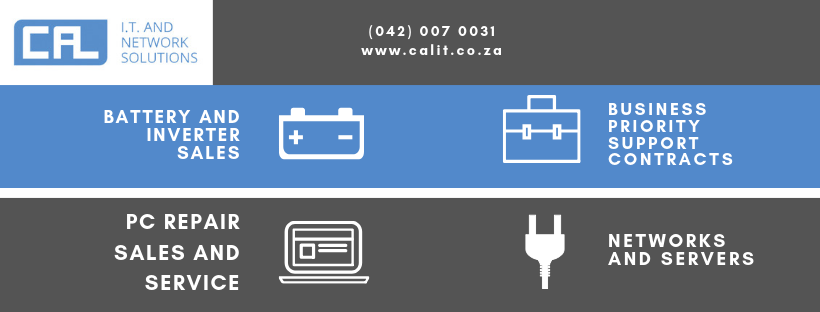 Cal I.T. products and services