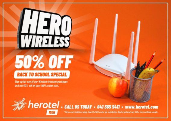 Herotel Internet Agents